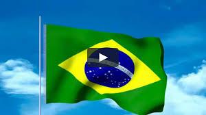 Brazil Flag Image Brazil Flag Animation Made In Blender On Vimeo