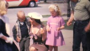 st louis missouri 1962 a bunch of well dressed kids have fun