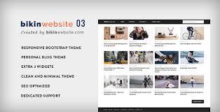 yourfolio bikin website 03 free wordpress portfolio theme