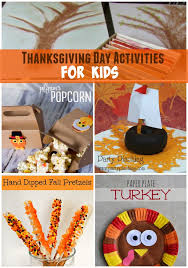 thanksgiving day activities for the happy