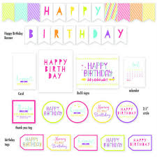birthday printables happy birthday printables u2013 paper crush