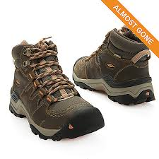 womens boots keen keen gypsum ii mid wp s leather mesh hiking boots