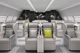 Aircraft Interior Design Are These The 5 Best Aircraft Interiors Of 2016 Luxury4play Com