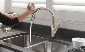 touchless faucets kitchen which brand is the best for touchless kitchen faucet