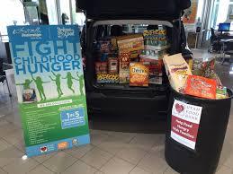 lexus parts utah utah dealerships partner with utah food bank to fight child hunger