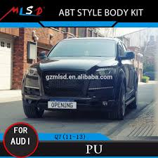 china body kit audi q7 china body kit audi q7 manufacturers and