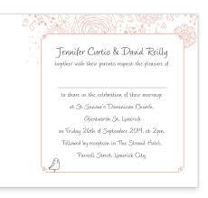 wedding invitations limerick midsummer folding wedding invite loving invitations