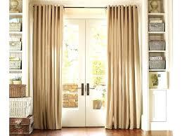 Installing Curtain Rod Curtain Rod For Sliding Glass Door Rods Patio Doors Hanging