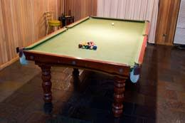 Pool Table Dimensions by Table Dimensions And Specifications