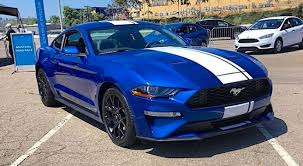 the with the blue mustang lightning blue 2018 mustang 2015 mustang forum s550