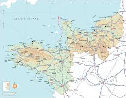 Normandy Map Rg B Format