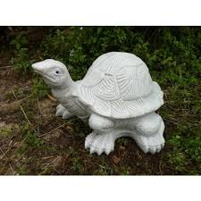 granite tortoise statue large garden ornament s s shop