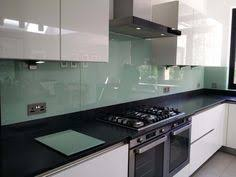 Painted Glass Backsplash Ideas by Kitchen Backsplash Ideas Blue Grey Illusions And Glass