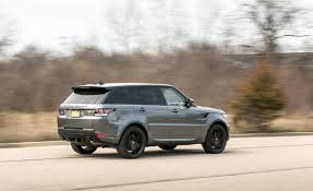 land rover range rover sport 2016 2017 land rover range rover sport supercharged svr in depth