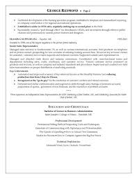 Salesperson Resume Example by Regional Sales Resume Example