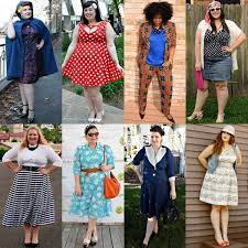 plus size style inspirations from 12 plus size bloggers part 2