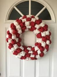 17 u0027 u0027 burlap wreath letter wreath initial wreath by naturesdoorway
