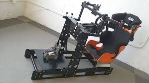 fast track sims racing simulator cockpits and components