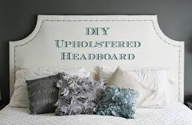 running from the law diy upholstered headboard
