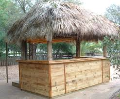 thatch roof bar roofing decoration