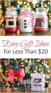 diy christmas candles holiday inspiration hoosier homemade