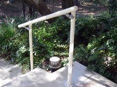 Exterior Stair Handrail Kits Simple U0026 Sturdy Exterior Stair Railing Keeklamp Handrail Pipe