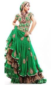 wedding wear dresses folie indian wedding bridal wear 2013 mizznoor co uk