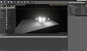 grid artifact appearing when using static lights ue4 answerhub