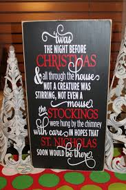 25 unique the night before christmas ideas on pinterest the