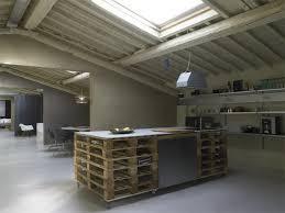 cuisine en palette 7 idées déco de mobilier avec des palettes