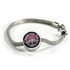 mothers day bracelet god blessed me mothers day circle charm stainless steel bracelet