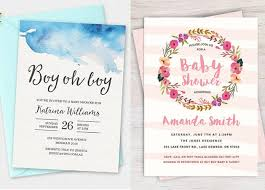 baby shower invitations 100 stunning printable baby shower invitations momooze