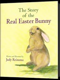 easter bunny book judy reinsma author and illustrator of children s christian