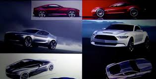 ford supercar concept ford new mustang 2013 supercar sketches