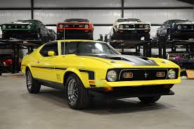 1971 mustang mach 1 parts fuel system