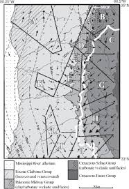 tectonic geomorphology of the southeastern mississippi embayment