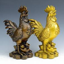 popular metal chicken ornaments buy cheap metal chicken ornaments