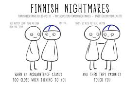 Finnish Language Meme - 15 finnish nightmares that every introvert will relate to bored panda