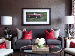 ideas for decorating your living room fall decorating ideas hgtv
