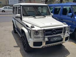 used mercedes g wagon used mercedes g amg white 2017 for sale in jeddah for 580 000 sr