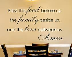 Quotes Wall Decor Kitchen Wall Decal Etsy