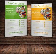 daycare flyer templates flyer templates creative marketdaycare
