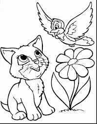 extraordinary cute baby animal coloring pages with cute coloring