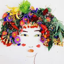 Justina Blakeney by Face The Foliage U0027 Designer Justina Blakeney On Making Portraits