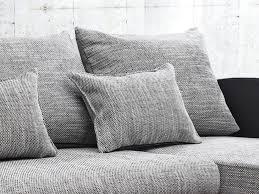 canapé d angle gris tissu canapé d angle convertible simili et tissu 2 coloris piana
