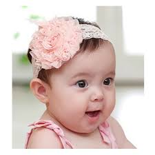 baby headbands uk vintage lace flower baby headband free uk delivery