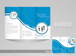professional brochure design templates professional business tri fold flyer template or corporate