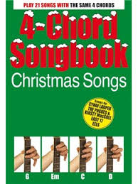 4 chord songbook christmas songs lyrics u0026 chords sheet music