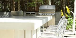 cuisine exterieure beton cuisine exterieure beton construire cuisine exterieure beton