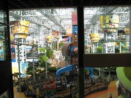 Mall Of America Map by Of America Water Park Mall Of America Minnesota Map View Original